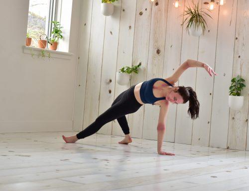 Yoga for TSW