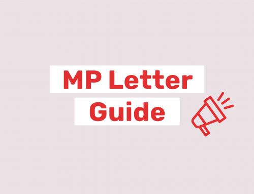 MP Letter Guide